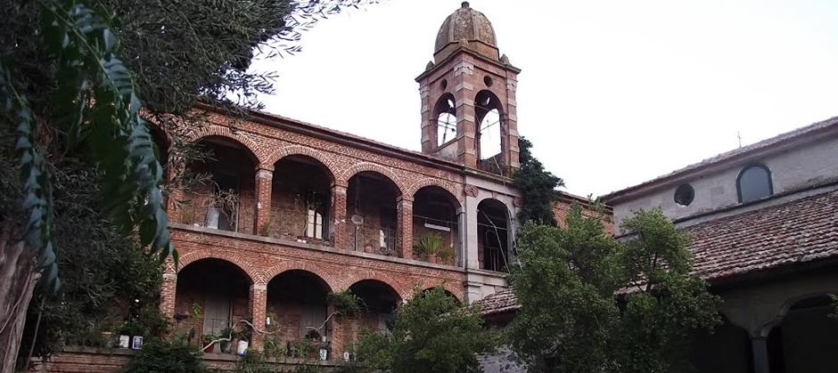 Agios Ignatios Manastırı (Limanos Manastırı)