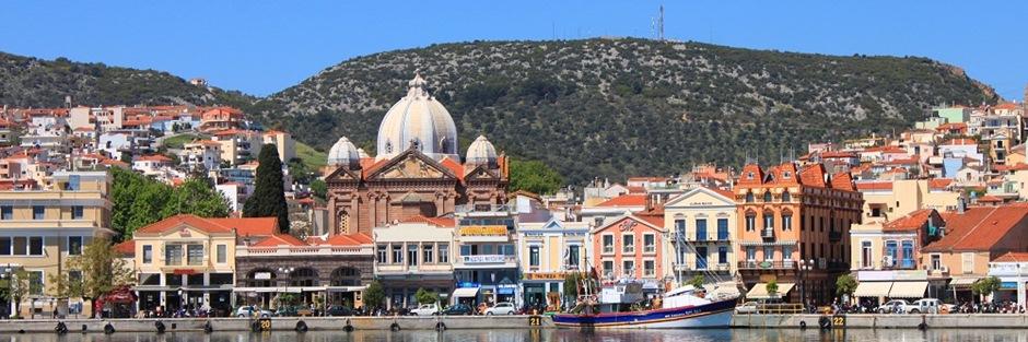 Midilli Otelleri, Pansiyonlar ve Konaklama