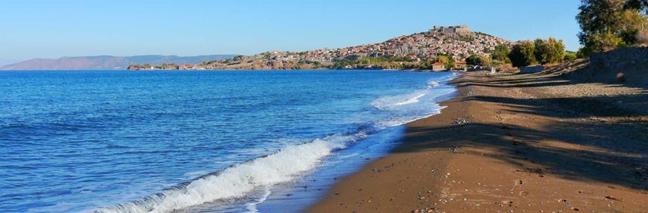 Molivos Plajı (Molyvos)