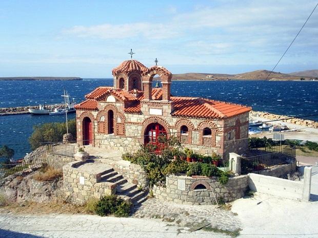sigri-kilise