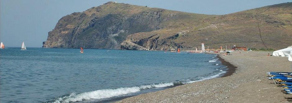 Skala Eressos Plajı