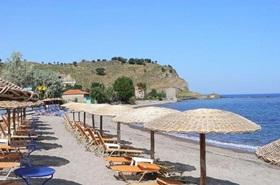 Midilli Adası Plajları